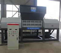 rubber manufacturer plastic bottle making machine price hard plastic barket recycling machine