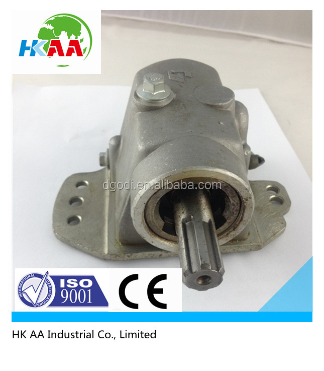 Professional atv reverse gear box for go kart China manufacturer