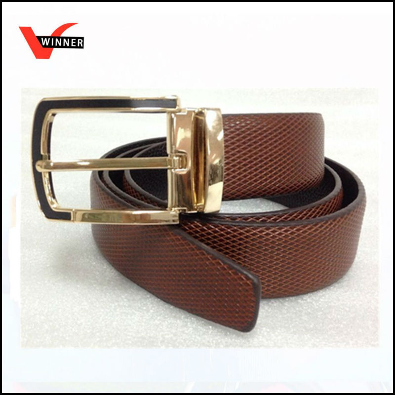Real cow hide genuine leather <strong>belt</strong> with matel rivet