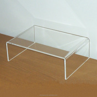 wholesale clear acrylic computer monitor stand