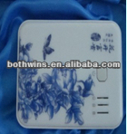 5000 Ma blue and white porcelain mobile power supply