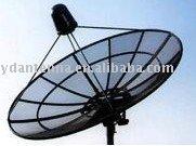 mesh satellite antenna
