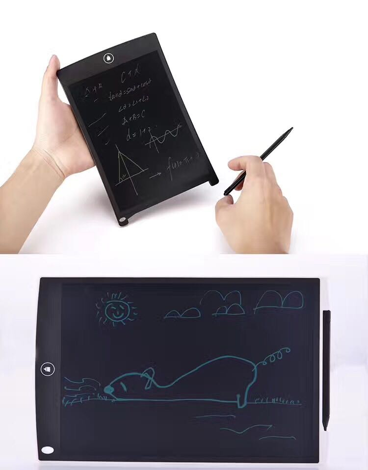 Kids doodle board office message tablet digital writing pad