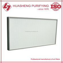 HEPA air filter for home air filtration system