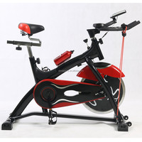 Indoor Body Building Racing Fit Spinning Bike SB450 with solid flywheel