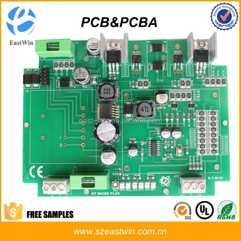 One Stop Turnkey PCB Assembly Vendor for Electronic Security Products
