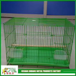 Foldable decorative steel wire wholesale wire dog cage for sale