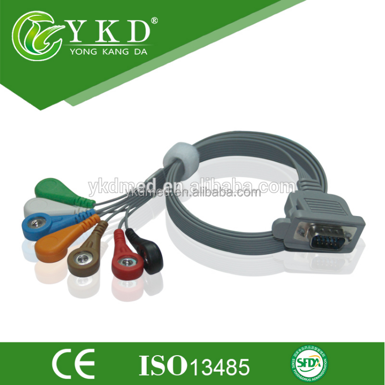Dependable performanceJimcoMed Holter ECG Cable