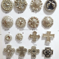 Wholesale Cheap Custom Conchos For Leather