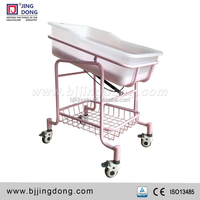 Hospital Infant Adjustable Baby Cot Newborn Bassinets Supplier