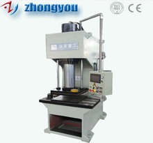 c frame single column small hydraulic press machine
