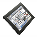 "15"" Industrial touch Panel Computer/All-in-one PC with OS Windows XP/7/8/10, Linux"
