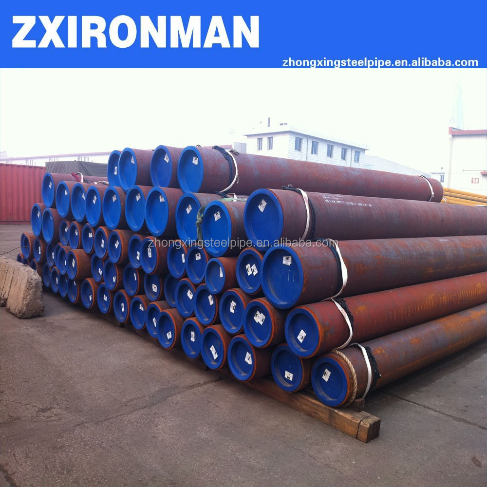 API5L carbon seamless steel pipe by stock/seamless carbon steel pipe/dn50 sch40 seamless steel pipe