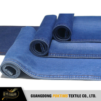 Wholesale 10S indigo100% cotton denim fabric for casual jeans