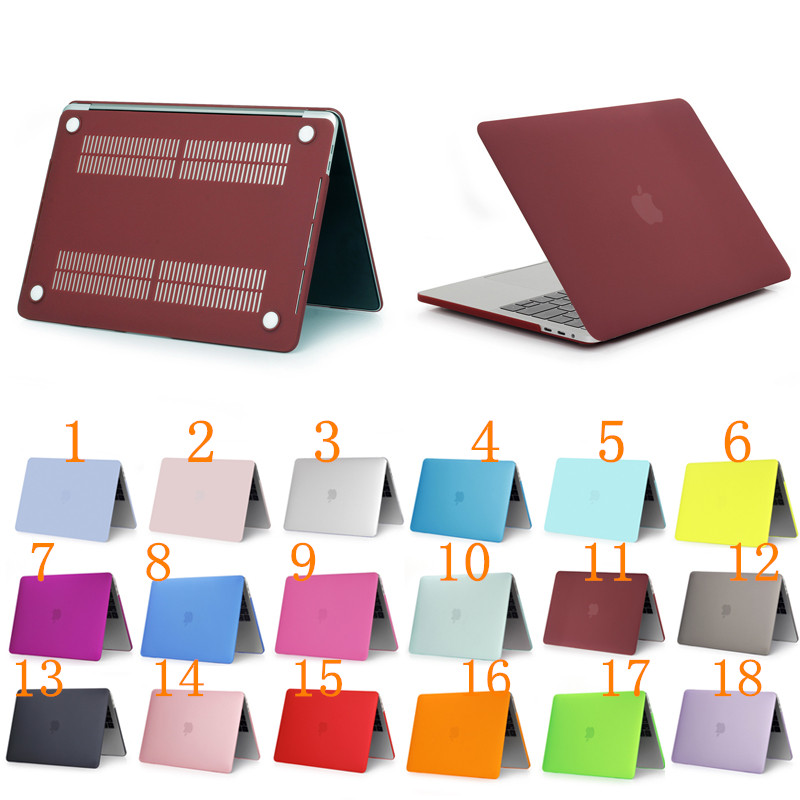 For Apple Macbook Pro 13 Inch Case, 18 colors colorful for macbook pro laptop case