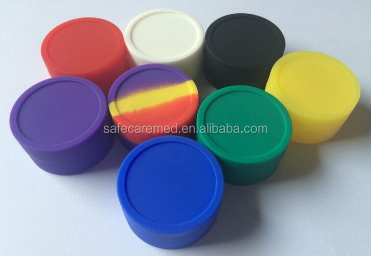 oil silicone container weed jars