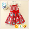 kids girl party dress girl dress up 2016 fashion clothes for baby girls party wearing bulk models new
