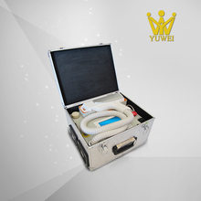 Portable q switched nd ophthalmic yag laser