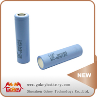 Samsung 29e high capacity 18650 battery 3.7v 2900mah high drain battery 18650 samsung