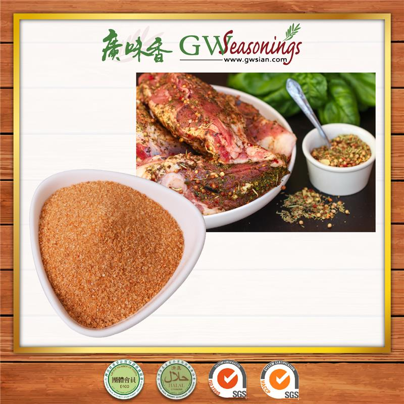 best selling herb seasoning with OEM design service