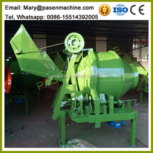 Electric concrete mixer with pump portable concrete mixer and pump