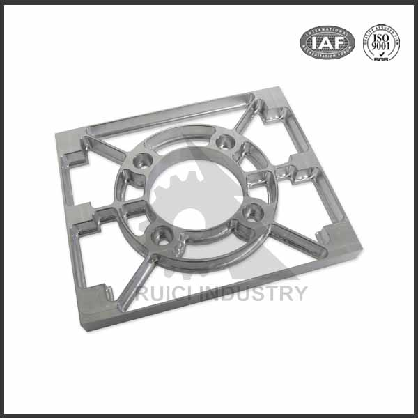 China manufacturer low pressure aluminum die casting moulding