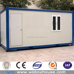 flat pack prefab mobile container cabin house