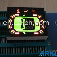 Customized Led Display For Car Navigation