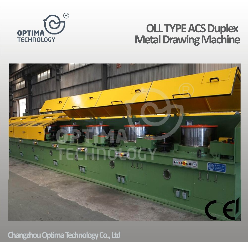 Multiwire drawing lines copper wire drawing machine wire and cable making equipment
