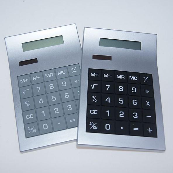 Promotional gift calculator/Creative calculator with custom logo printing