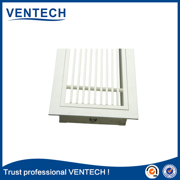 high quality aluminum window linear bar grille