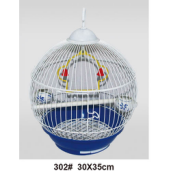 High quality plastic wire cage foldable pet cage bird metal bird cage