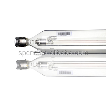 SPC co2 glass laser tube 50W with cheap price