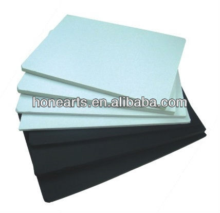black mat board for framing supplier in china