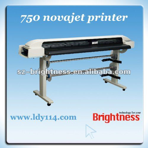 Made in China 152cm Wide Format 4 Color Indoor Printer