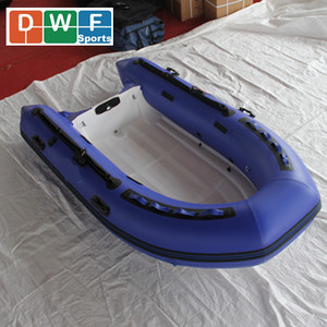 Factory Price RIB 360 CE 11.8 ft Small Inflatable Rib Boat with Center Console