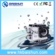 Newest Full HD Extreme Action Camera Waterproof, Sport Camera 1080P, Sports DVR