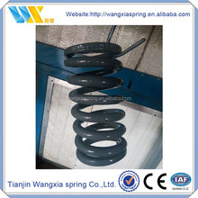 Corrosion resistant coil compression vibrating screen spring