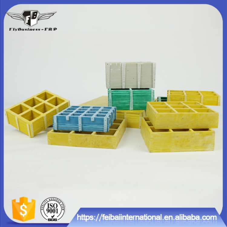 China supplier Molded fiberglass hot sale frp grp moulded grating