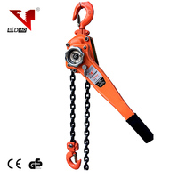 Durable and Reliable standard lever hoist jet Best selling high efficiency
