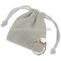 wholesale custom 2 x 2 1/2 inch velvet jewelry bags and pouches