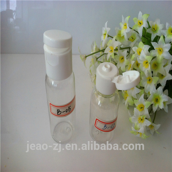 Factory Price heart shaped plastic bottles