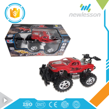 best price scale 1:24 4 channels electric truck with light rc off road toy