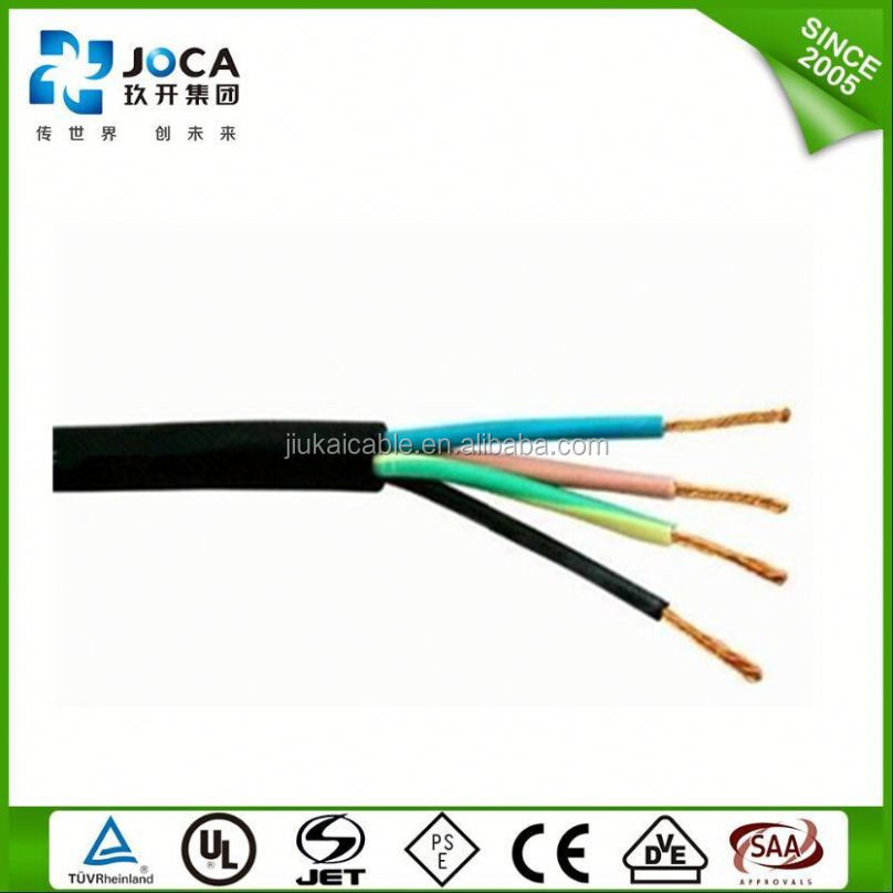 FLEXIBLE H05VV CABLE 3 core 0.5mm