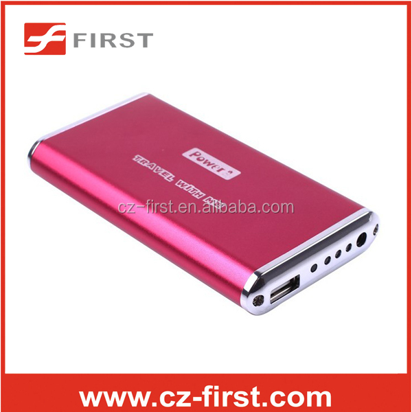cheap price ultra-slim 7mm body power bank for samsung galaxy tab