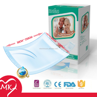 Extra Large 250*100cm Bed Pads Adult Urinary Incontinence Disposable Absorbent Medical Underpad