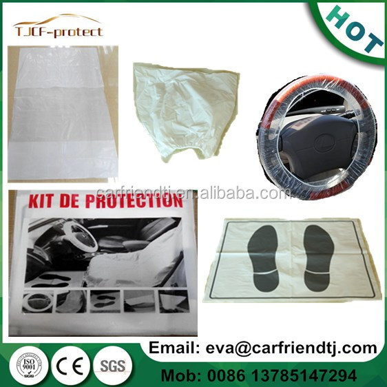 kit de protection 5 in 1 kit