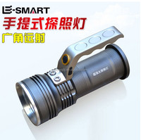 Newest design cree geepas rechargeable led flashlight