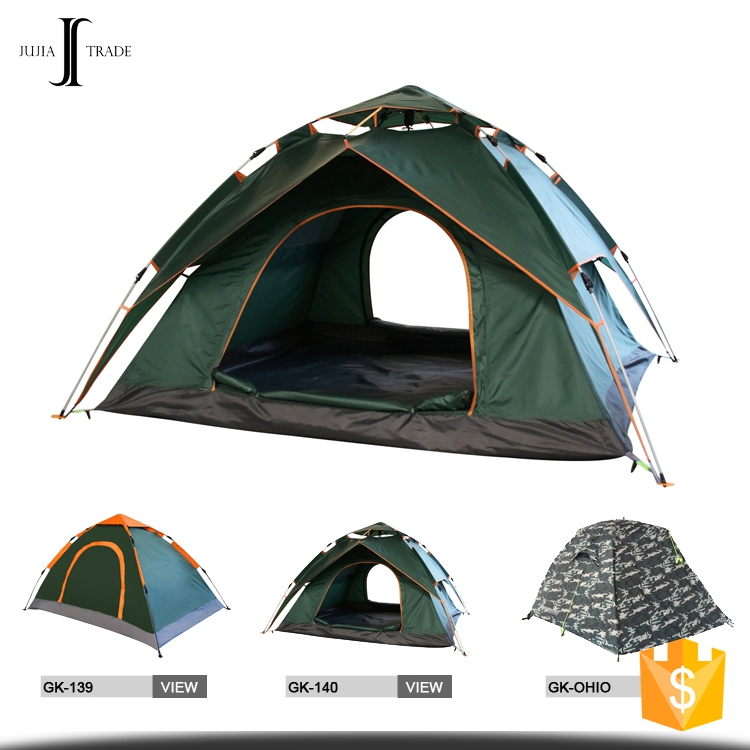 JUJIA-622246 camping tent outdoor wholesale extra large military canvas outdoor camping tent camping outdoor for sale