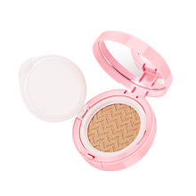 Wholesale 13G Murni dan Bersih Kelembaban CC Air Makeup Cushion Foundation BB Cream OEM A & C Pink Series